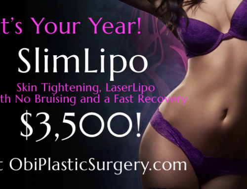 SlimLipo For 1 Area, Only $3,500!