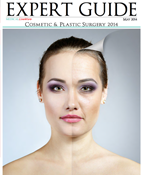 Dr. Lewis Obi - Featured in Expert Guide Magazine as top international plastic surgeon