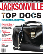 Dr. Obi was featured in the June 2013 issue of Jacksonville TOP DOCS