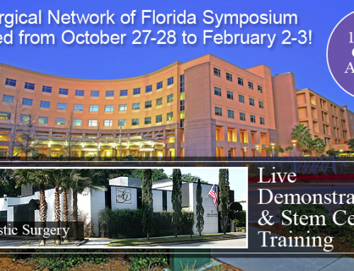 Cell Surgical Network of Florida Symposium Date Change Reminder!