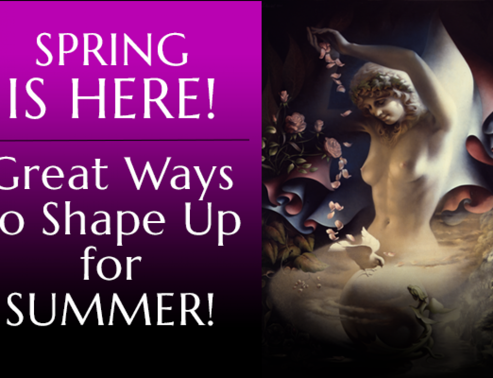 Spring is Here! Advanced Procedures and FREE Services to help you Shape Up for Summer!