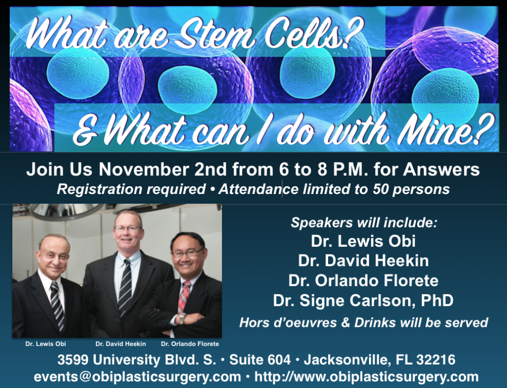 Join Us for The Stem Cell Symposium for Patients!