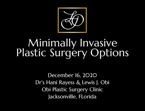 Minimally Invasive Plastic Surgery Options