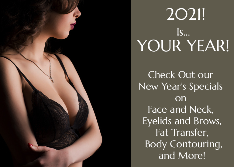 New Years Plastic Surgery Specials